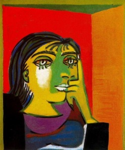 Dora Maar by Picasso