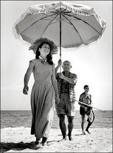 《Life with Picasso》封面,Françoise Gilot