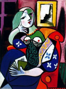 Marie-Thérèse Walter by Picasso